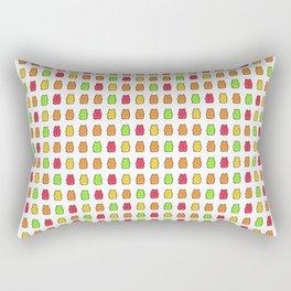 Gummy Bear Rectangular Pillow