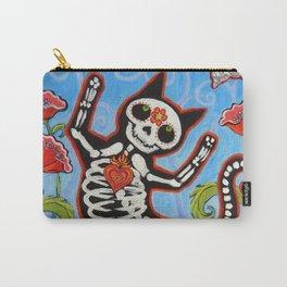 Gato de Los Muertos Carry-All Pouch