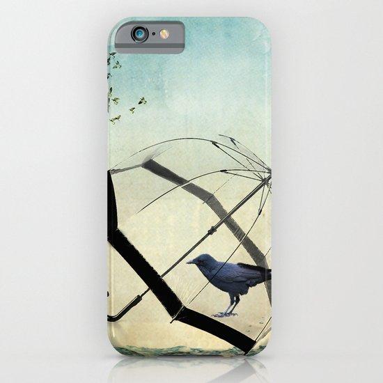 Black rain iPhone & iPod Case