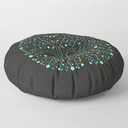 Brain Tech Floor Pillow