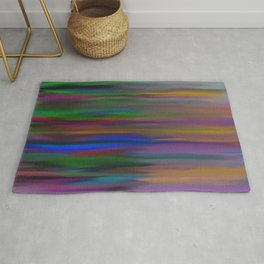 Lucid mixed colors Rug