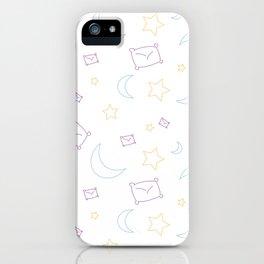 Goodnight iPhone Case