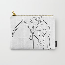 Gevatter / Godfather / Grim HIP HOP for Halloween Carry-All Pouch
