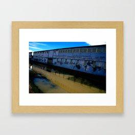 water... Framed Art Print