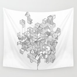 Simplexity Wall Tapestry