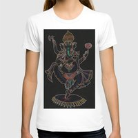 ganesh T-shirts featuring Ganesh by Zack Bryson