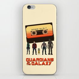 GUARDIANS OF THE GALAXY iPhone Skin