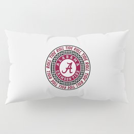 Alabama University Roll Tide Crimson Tide Pillow Sham