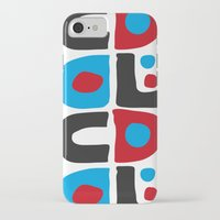 code iPhone & iPod Cases featuring CODE by Apolo Arauz