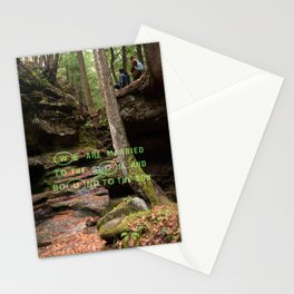 Nature's Travelers Stationery Cards