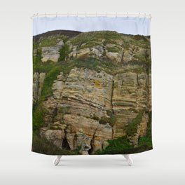 East Cliff 2 Shower Curtain
