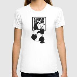 Pandarosa Summer Showcase 2011 T-shirt