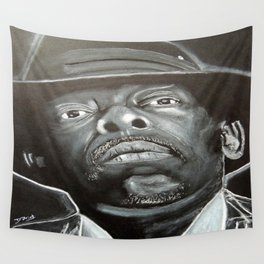 Lucky Peterson  Wall Tapestry
