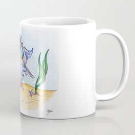 If you could breathe underwater... Coffee Mug