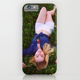 Summer Laze iPhone Case