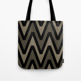 vroom in brown Tote Bag
