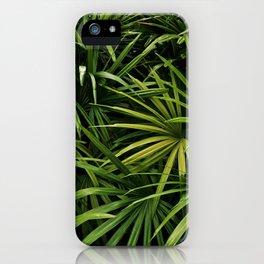 Multicolour Leaves (4) iPhone Case