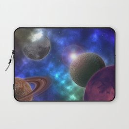Space Expedition Laptop Sleeve