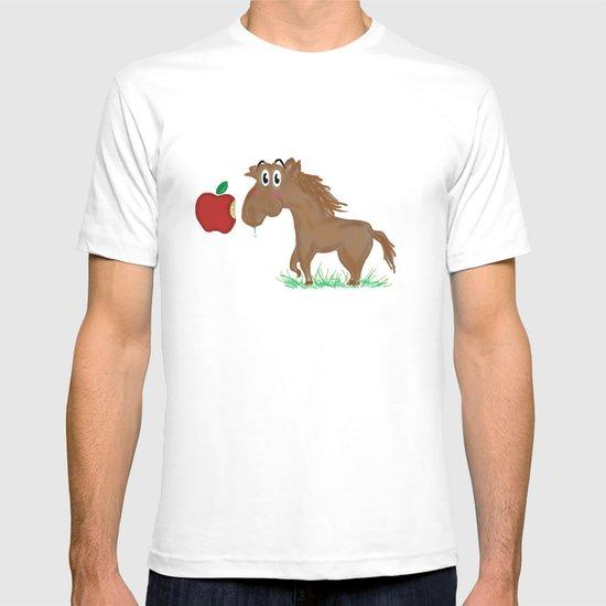Horse Food T-shirt