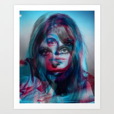 Sharon Mix 9 Art Print