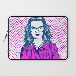 Mind Your Own Business Laptop Sleeve