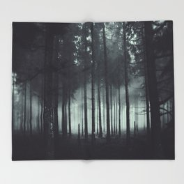 Shadow and Light Throw Blanket