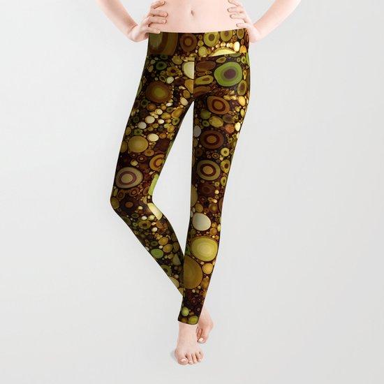 :: Solid Gold :: Leggings