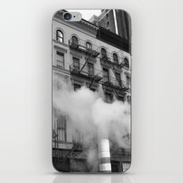 NY smoke iPhone Skin
