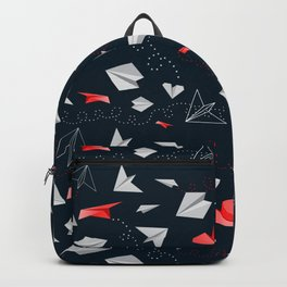 Paper airplanes Backpack