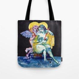 Venus & Cupid Tote Bag