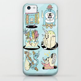 The Gangs all Here iPhone Case
