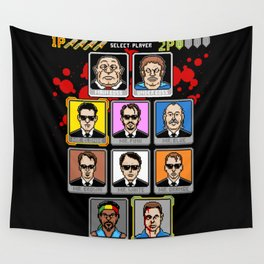8 Bit Reservoir Wall Tapestry