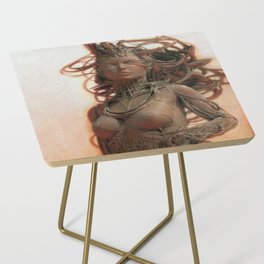 Gynoid IV Side Table