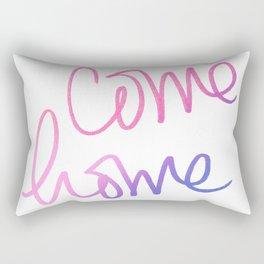 Come Home Rectangular Pillow