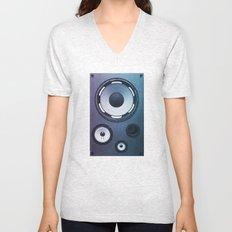 Stereo Sound Unisex V-Neck