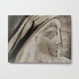 Lady Angel Celestial Woman Spiritual Art A145 Metal Print