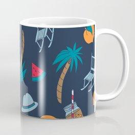 Southern Summer Coffee Mug