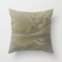 bodybuilder Abstract ( Limited 01 / 50#) Throw Pillow
