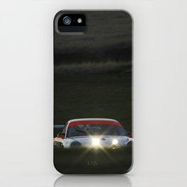 Porsche on the Horizon iPhone Case