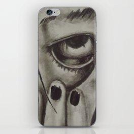 Anubis Lok  iPhone Skin