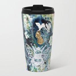 Space Pollinator Travel Mug