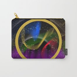 Drops through a magnifying glass Carry-All Pouch