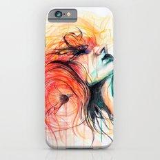 Metamorphosis-Bird of paradise iPhone 6s Slim Case