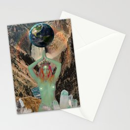 Galactic Queen Stationery Cards