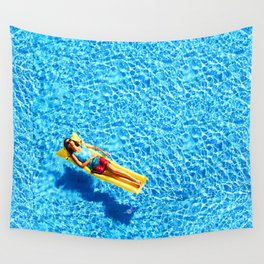 What The Summer Sun Sees 1 Wall Tapestry