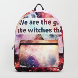 Cosmic Feminist Witch Backpack