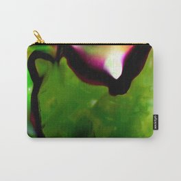 Abstract Bliss 2E by Kathy Morton Stanion Carry-All Pouch