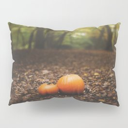 Family Pumpkin Pillow Sham
