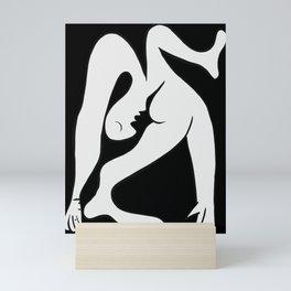 Picasso - Black and White #1 Mini Art Print