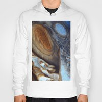 nasa Hoodies featuring liver-spotted king (nasa #02) by _mackinac